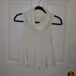 Urban Outfitters Slouchy Turtleneck Tank Top, S
